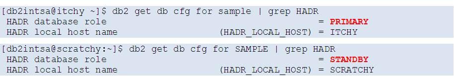 HADR Scratchy Server Triton