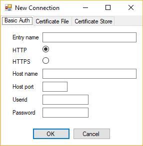 Confessions of a DB2 Geek | DB2 Native REST API - VB NET Tool
