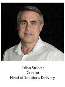 Julian Stuhler Triton Consulting Director