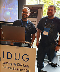 Iqbal Goralwalla James Cockayne IDUG Choosing a DB2 Cloud Platform