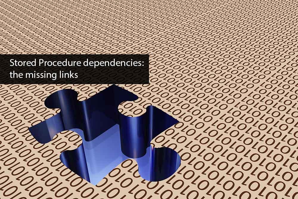 Stored-Procedure-Dependencies